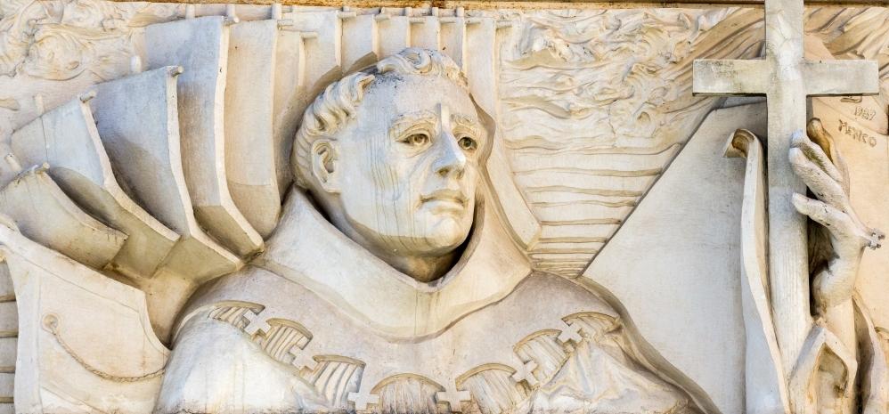 Bajorrelieve de Fray Toribio de Benavente (11)