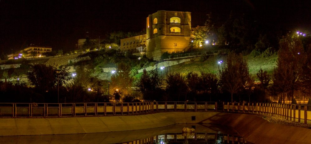 Castillo de la Mota (Torre del Caracol) (1)