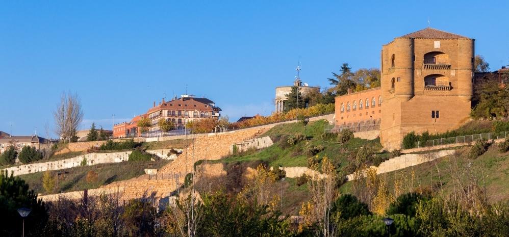 Castillo de la Mota (Torre del Caracol) (2)