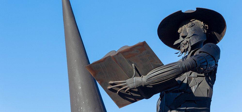 Don quijote de la Mancha (1)