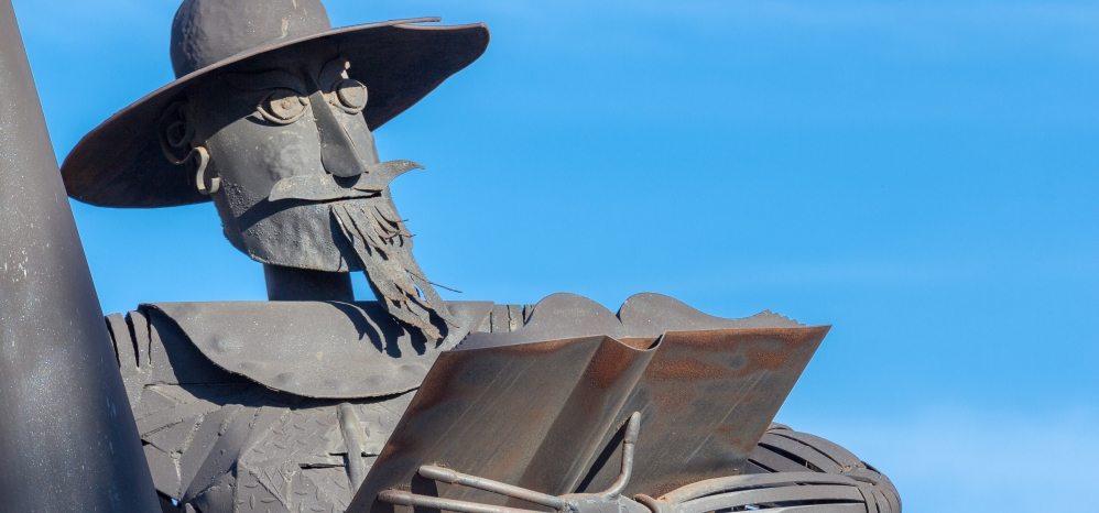 Don quijote de la Mancha (10)