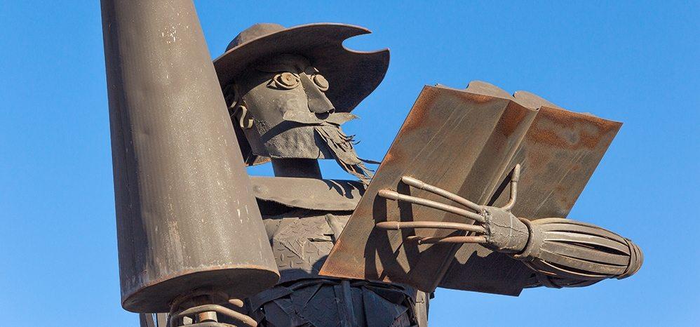 Don quijote de la Mancha (2)