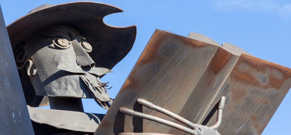 Don quijote de la Mancha (8)