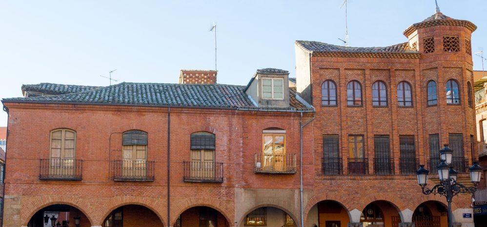 Edificios Plaza Mayor (1)