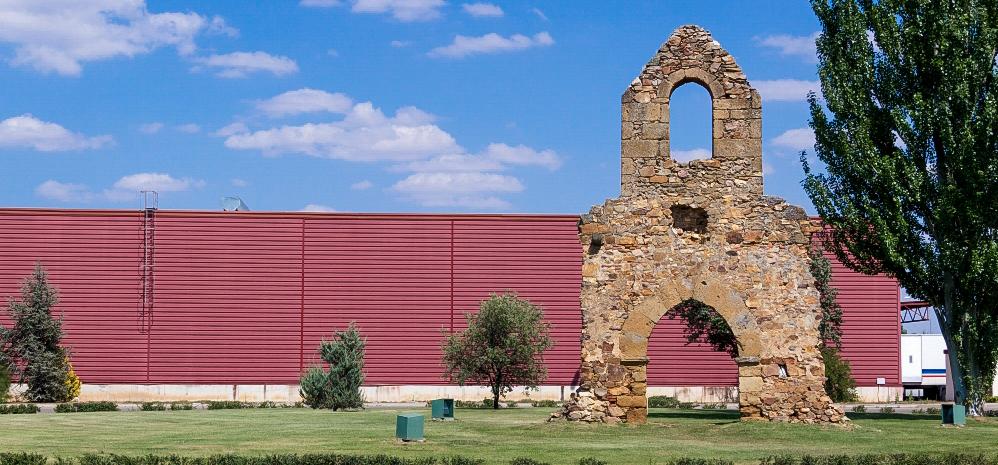 Espadaña ermita de san Lazaro (1)