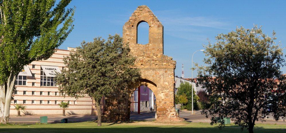 Espadaña ermita de san Lazaro (10)