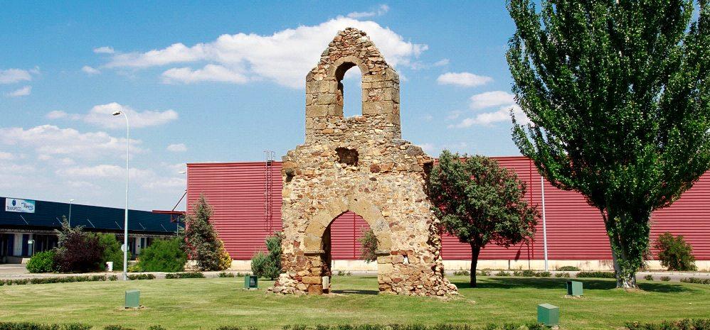 Espadaña ermita de san Lazaro (2)