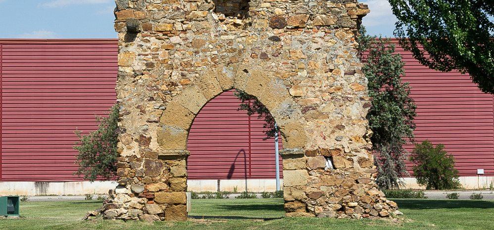 Espadaña ermita de san Lazaro (4)