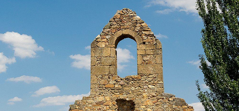 Espadaña ermita de san Lazaro (5)