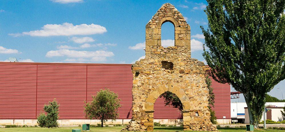 Espadaña ermita de san Lazaro (6)