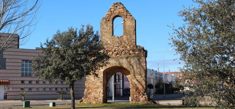 Espadaña ermita de san Lazaro (7)