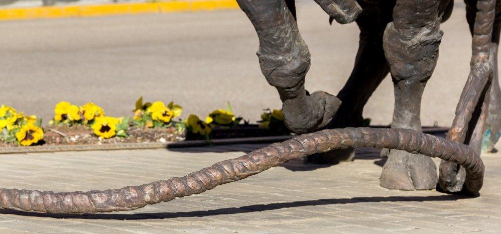 Monumento al toro Enmaromado (31)