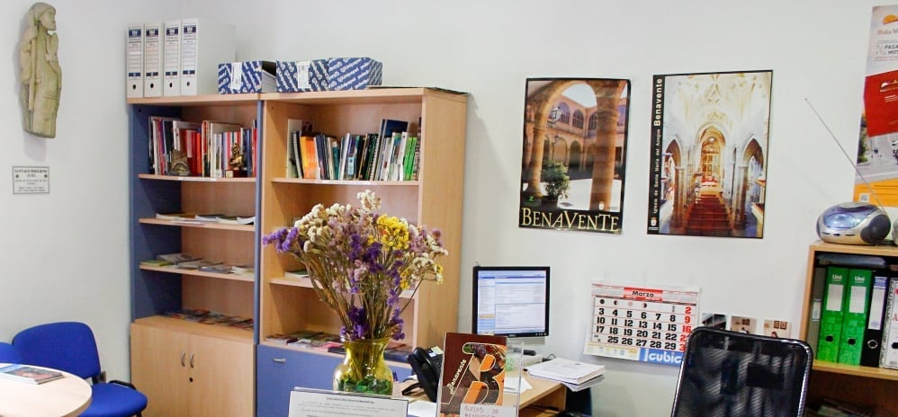 Oficina de turismo Benavente (1)