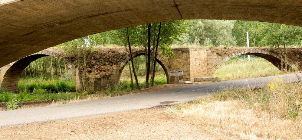 Puente Medieval sobre el Esla (1)