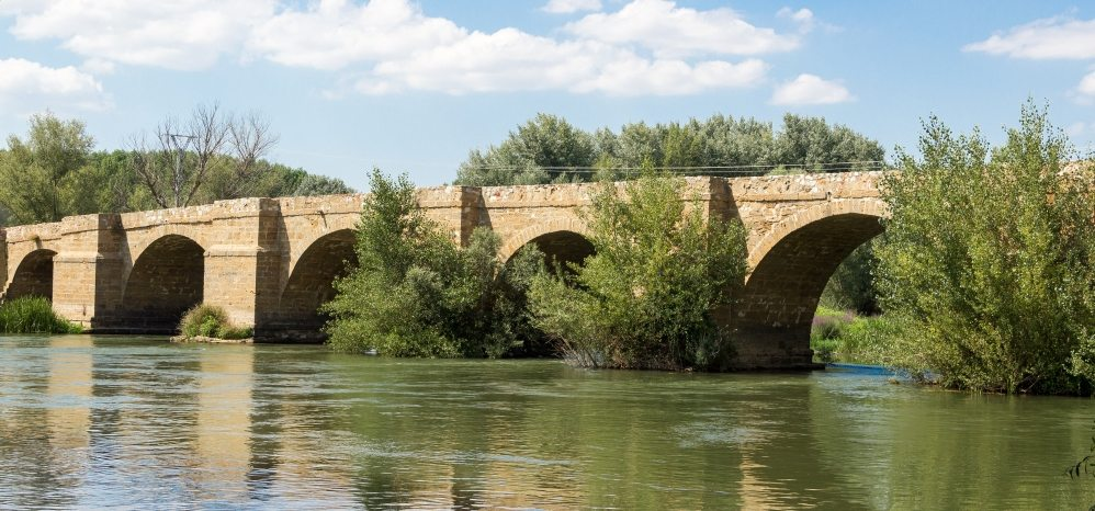 Puente Medieval sobre el Esla (10)