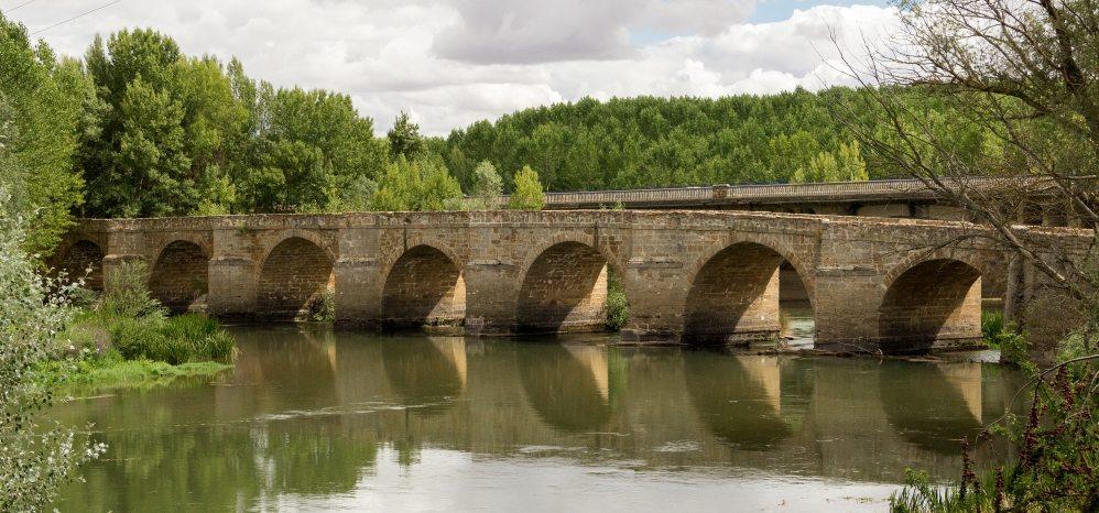 Puente Medieval sobre el Esla (11)