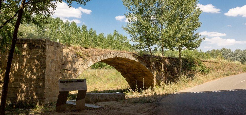 Puente Medieval sobre el Esla (12)