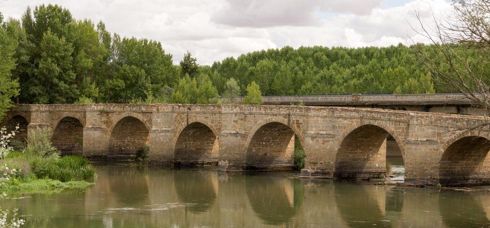 Puente Medieval sobre el Esla (2)