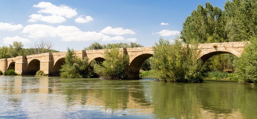 Puente Medieval sobre el Esla (9)
